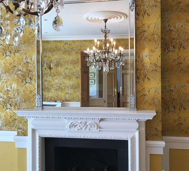 No19-silver-Yellow-wallpaper