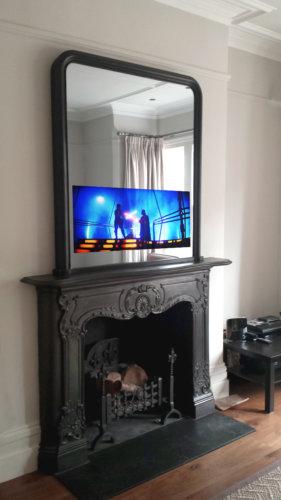No22TV-Ebonised-Black-on