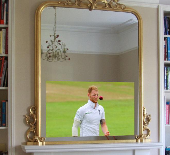 No51 for brochure TV Mirror