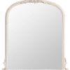 Three Quarter Decorative Archtop Mirror