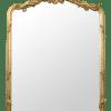 Decorative Serpentine Mirror
