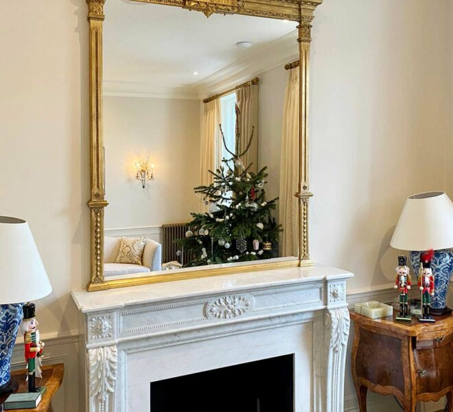 2019_Overmantels_No20-Early-Regency-Mirror_Chirstmas_LR