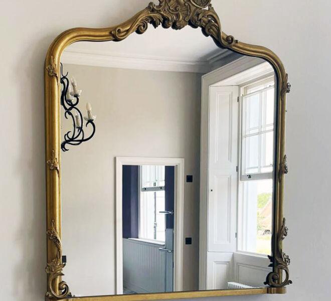 2021 No17A Decorative Serpentine TV Mirror_LR