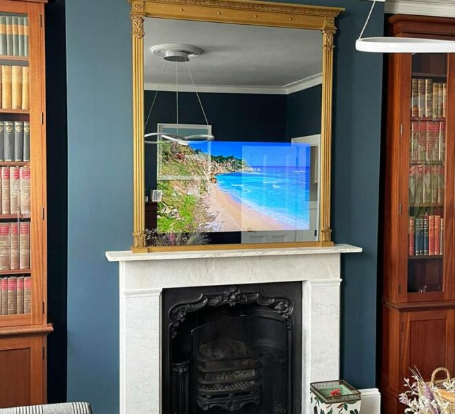 2021-No21-Neo-Classical-TV-Mirror-TV-ON