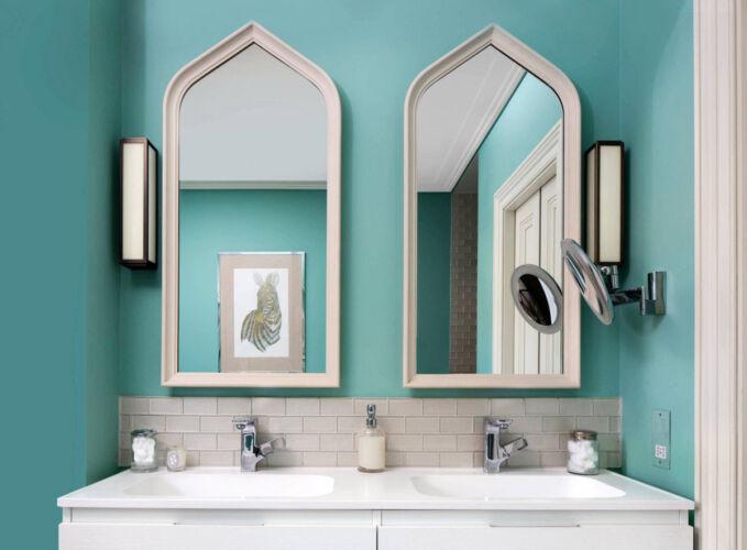 Moroccan-Bathroom-Mirrors